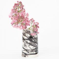 Unika vaser, fyrfadsstager, kopper af Helene Schjødts