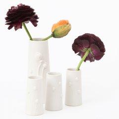 Poppyvase fra keramiker Jeanette Hiiri