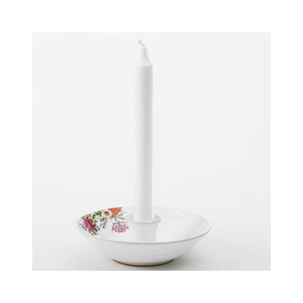 Jeanette Hiiri - Keramik lysestage flora nr 1 (limited edition)