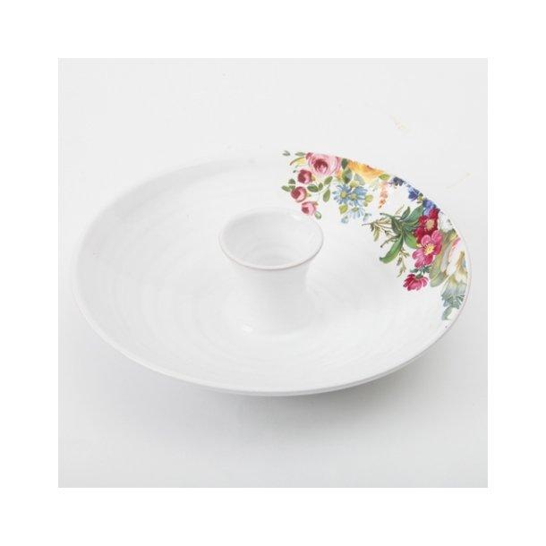 Jeanette Hiiri - Keramik lysestage flora nr 3 (limited edition)