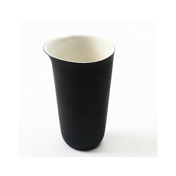 Line Rønnest - Sort og hvid mælkekande