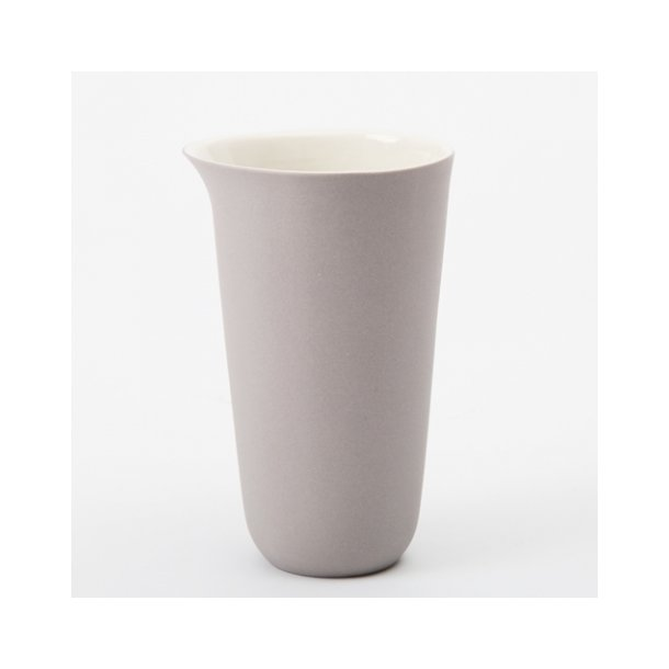 Line Rønnest - Grå og hvid mælkekande