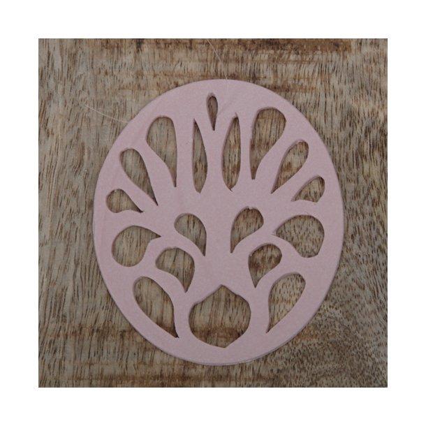 Helle Gram - Keramik ophæng 'spring' i rosa