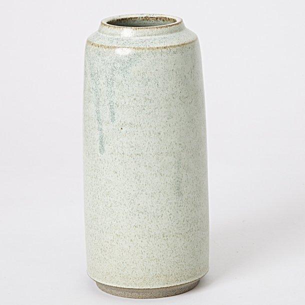 Tina Marie Copenhagen Handmade - Keramik håndlavet vase Timbre mint, stor