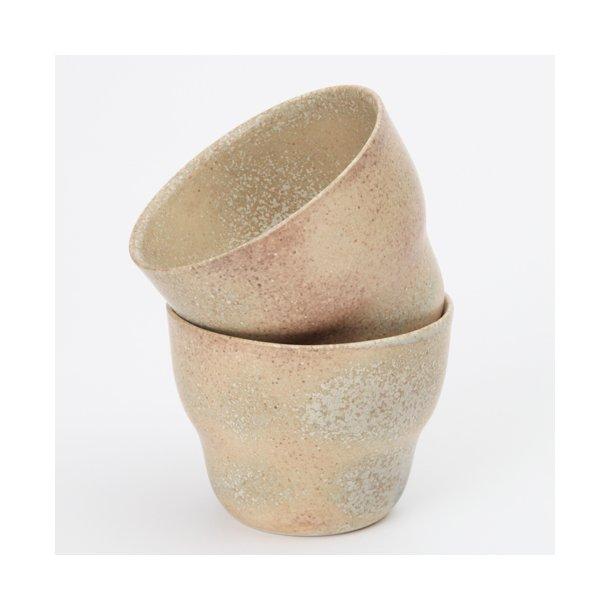 Oh Oak - Keramik håndlavet kop, large cup, granit