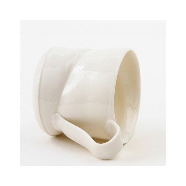 Christian Bruun - Keramik håndlavet kaffekop med hank