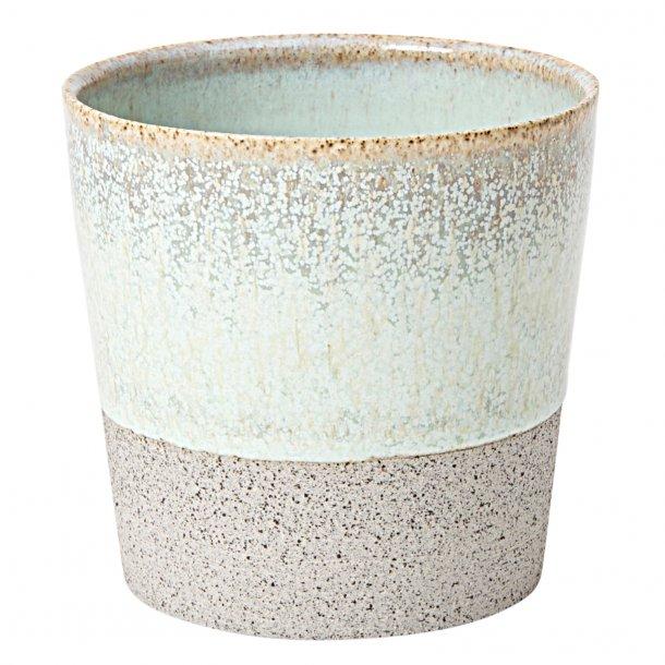 hejdesign - Keramik håndlavet kop Latte, mint