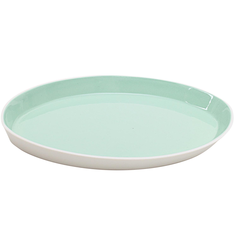 Ubrugte Esther Elisabeth Pedersen - Keramik håndlavet oval tallerken / fad VL-02
