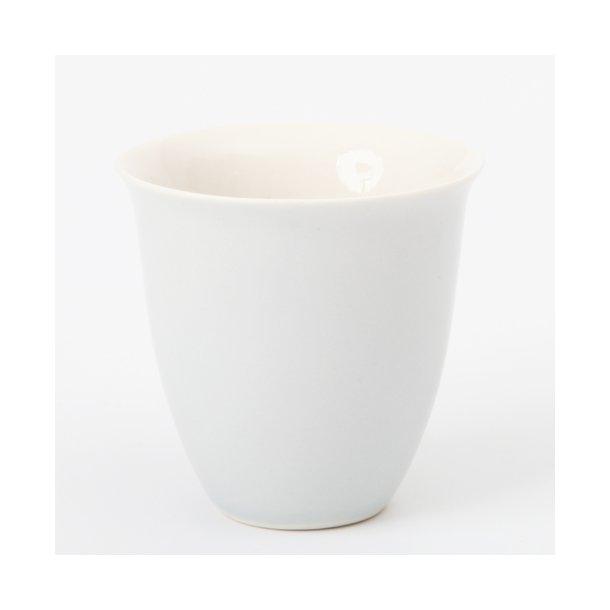 Esther Elisabeth Pedersen - Keramik håndlavet kop termokop, lyseblå
