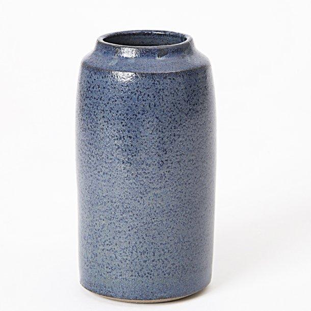 Tina Marie Copenhagen Handmade - Keramik håndlavet vase Timbre, dyb blå